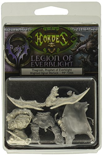 Privateer Press - Hordes - Legion: Thagrosh Prophet of Everblight Model Kit 3