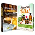 Aromatherapy and Essential Oils Box Set: A Beginner's Book on Using Essential Oils to Be Happy, and Healthy (Meditation & Relaxation)
