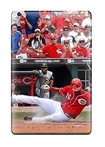 8981593J889191721 cincinnati reds MLB Sports & Colleges best iPad Mini 2 cases