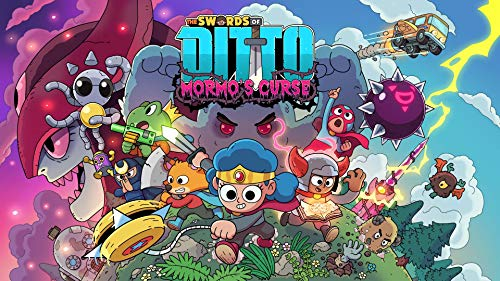 The Swords of Ditto: Mormo's Curse - Nintendo Switch [Digital Code]