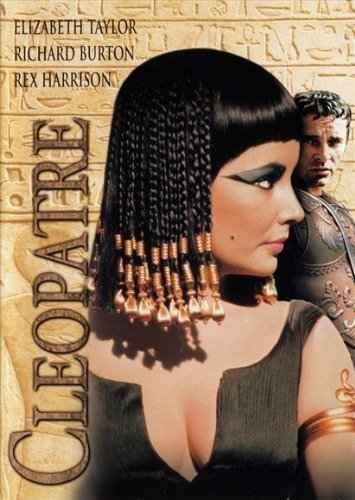 Cleopatra Movie Poster - Cleopatra POSTER Movie (27 x 40 Inches - 69cm x 102cm) (1963) (French Style B)