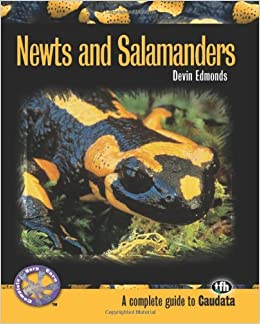 Book Newts and Salamanders: A Complete Guide to Caudata (Complete Herp Care)