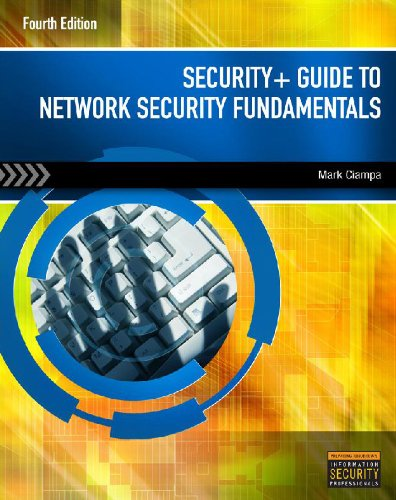 Lab Manual for Security+ Guide to Network Security Fundamentals, 4th Edition