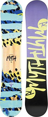 144cm Snowboard (Rossignol Myth Snowboard Womens Sz 144cm)