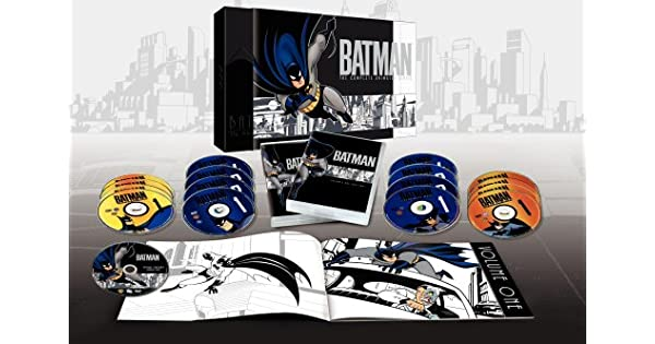 Amazon.com: Batman: The Complete Animated Series: Kevin ...