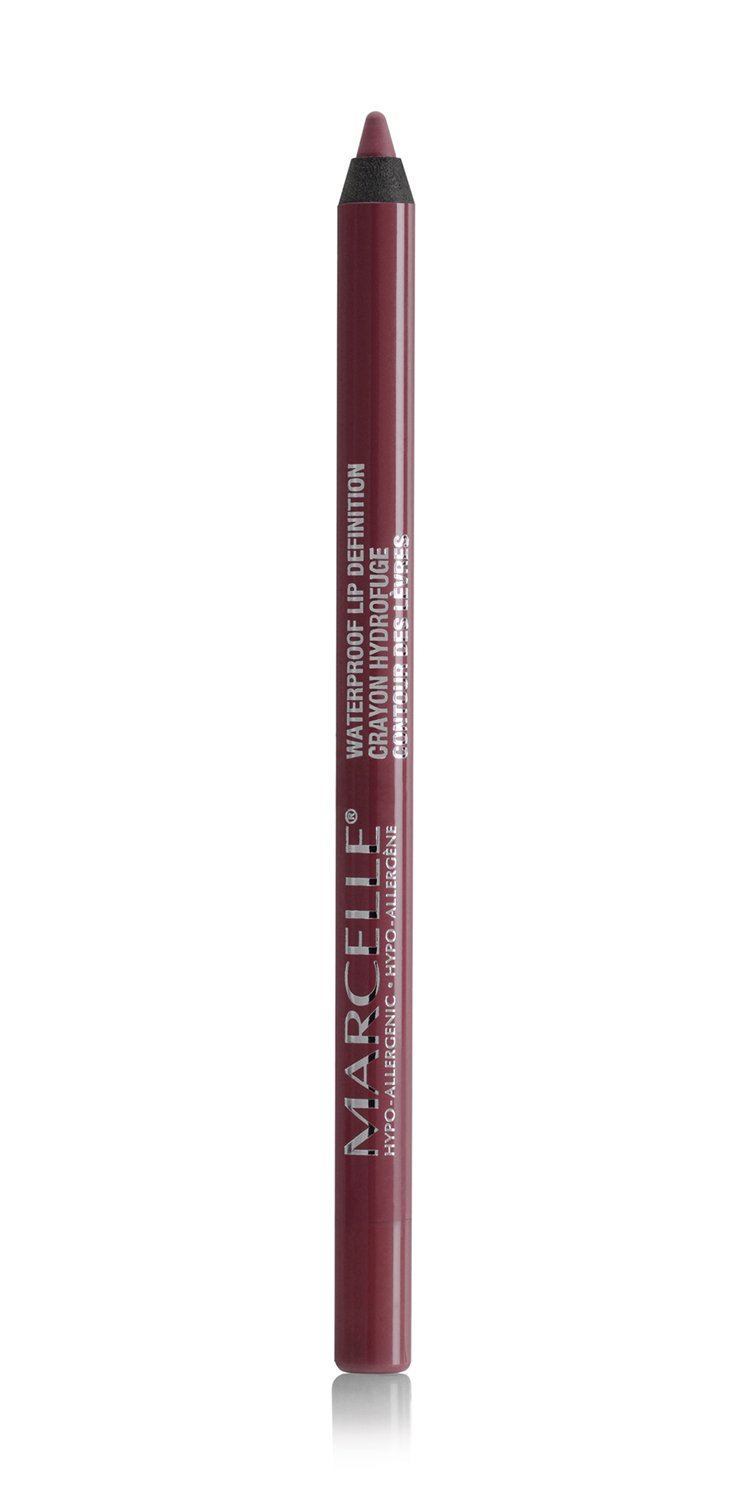 Marcelle Waterproof Lip Definition Crayon, Nude, Hypoallergenic and Fragrance-Free, 1.2 g Marcelle group - Beauty 167575