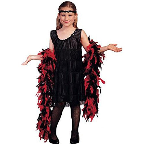 RG Kid's 20's Flapper Costume (Size:Large 12-14)