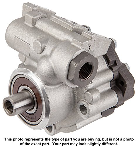 Remanufactured Power Steering Pump For Jeep Wrangler TJ 2.4L 2003-2006 - BuyAutoParts 86-02365R Remanufactured