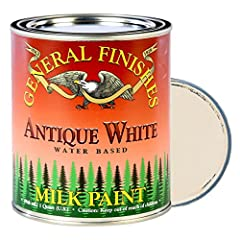 "Milk Paint is not a true ""milk paint"" but a modern version of old world paint with a strong mineral base, it is fabulously adaptable and UV resistant. Milk Paint can be used indoors or out and applied ot furniture, crafts and cabinets. You ca..."