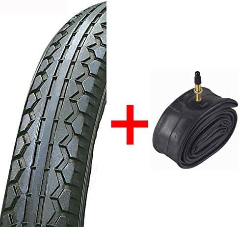 MSR RMS - Neumático de Goma para Bicicleta de Carretera + cámara de Aire 14 x 1,75: Amazon.es: Deportes y aire libre