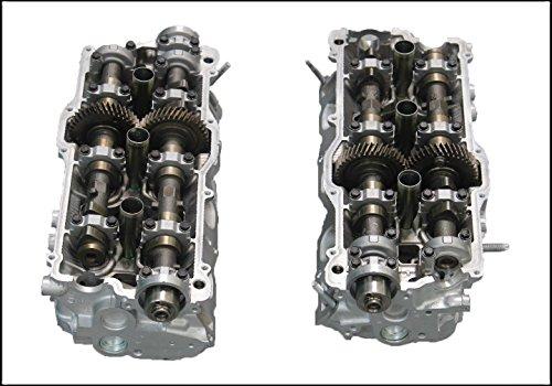 Toyota 5VZ DOHC 3.4 Cylinder Heads ZERO Miles 4Runner T-100 Tacoma Pickup - Label Ups Prepaid