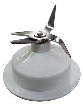Licuadora batidora de piezas cartucho de recambio cuchilla Asamblea para KitchenAid ksb5wh KSB5 serie nueva: Amazon.es: Hogar