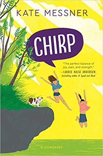 Chirp: Messner, Kate: 9781547602810: Amazon.com: Books