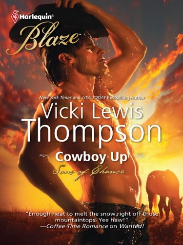 Cowboy Up (Sons of Chance Series Book 5) ()