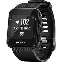 Garmin Forerunner 35 Watch, Black (Renew...