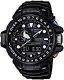 Casio G-shock Gulfmaster Analogue-digital Gwn-1000b-1ajf Men's Watch