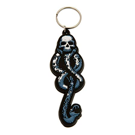 Key chain Llavero Harry Potter Dark Mark CARDED, See ...