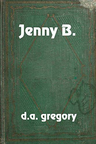 Jenny B. by [gregory, d. a.]