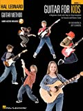Guitar for Kids for Ages 5-9 (Hal Leonard Guitar Method (Songbooks)) Bk/online audio