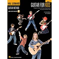 Hal Leonard Guitar Method: Guitar For Kids (Book/Online Audio)