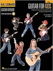 Amazon.com: Guitar for Kids: Hal Leonard Guitar Method