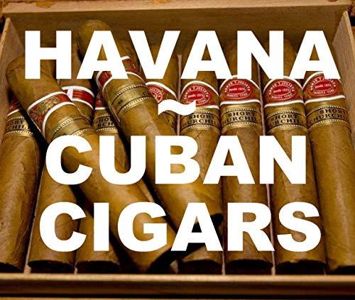 CUBAN CIGARS: HAVANA 1904 ()