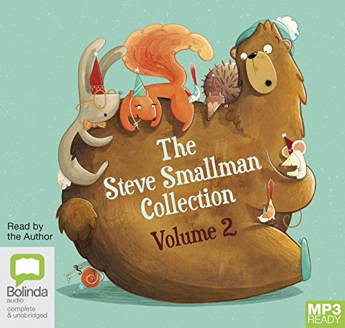 The Steve Smallman Collection: Volume 2 by Bolinda audio