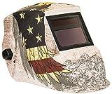 Forney 55708 Advantage Series Patriot Auto Darkening Welding Helmet