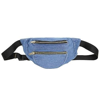 b9e52501e705 Amazon.com: St. L'amour Men & Women Jeans Fanny Pack - Casual Hiking ...