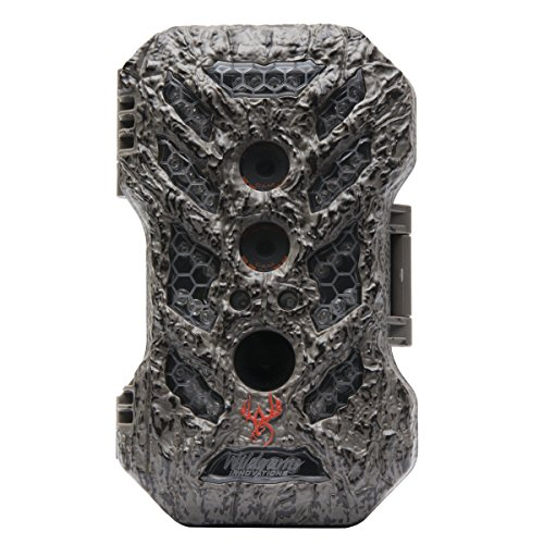 Wildgame Innovations SC20i20-7 Silent Crush Cam 20 Trail Camera, Bark by Wild Game Innovations