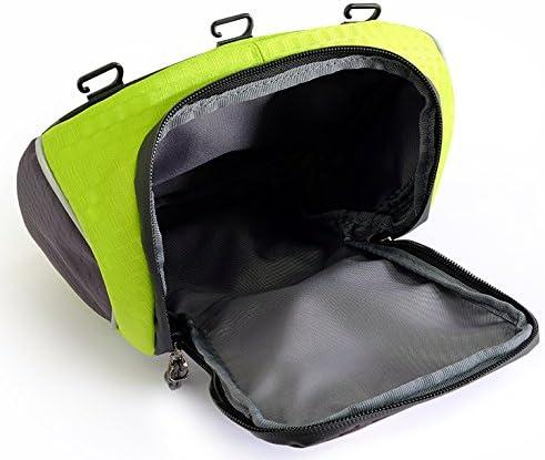 EQDOG Flex Pack Abnehmbare Taschen Grey-Green