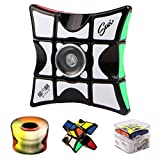 Maxxrace Fidget Spinner Cube 1x3x3, New Version Fidget Toys Anti-Anxiety Attention Toy Relieves Stress and Anxiety Focus Toys for Adults Kids