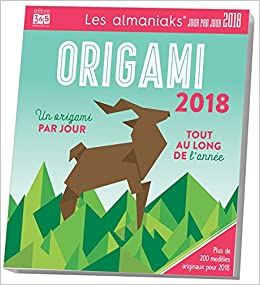CALENDRIER - Almaniak Activités Origami 2018