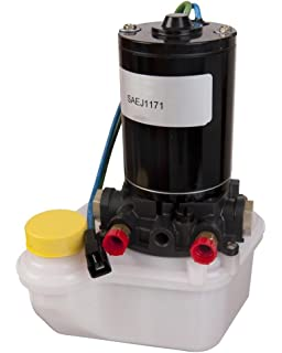 Amazon com: New Tilt Trim MOTOR w/Pump and Reservoir FITS