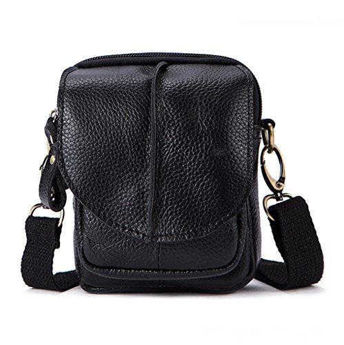Capacity Design Briefcases Messenger Large Men's Shoulder Sucastle Vintage 2 Bags Leather 1 axzUWRwT