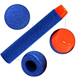 Sportsun 400pcs Refill Bullet Darts for N-strike Elite Rampage/Retaliator Series Blasters Kid Toy Gun- Reliable Long distance-Color Blue and Orange