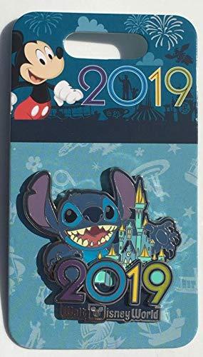 Disney Pin - 2019 - WDW - Cinderella Castle - ()