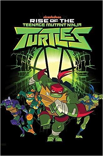 Teenage Mutant Ninja Turtles: Rise of the TMNT Rise of ...