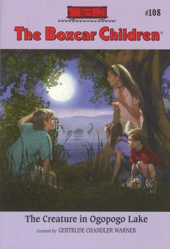 The Creature in Ogopogo Lake (Boxcar Children Mysteries) - Book #108 of the Boxcar Children