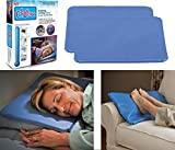 Best Chillows - Chillow Cooling Pillow Pad Insert Comfort Sleeping Therapy Review
