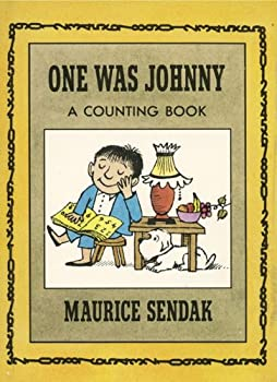 One Was Johnny: A Counting Book 0590454498 Book Cover