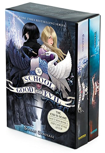 School for Good and Evil 2-Book Box Set: Books 1 and 2