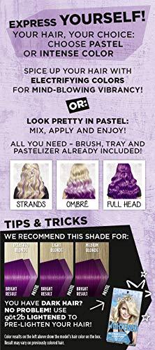 Buy professional purple hair color