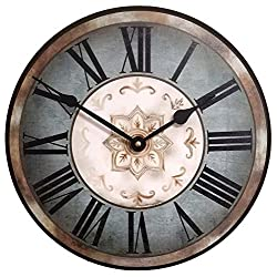 Hydra Wall Clock by J. Thomas 12 - Made in the USA!