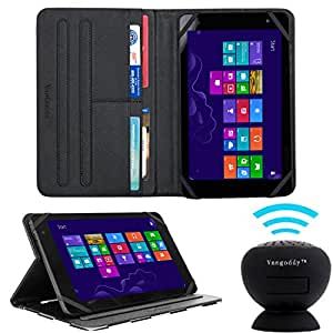 Executive Folio & Bluetooth Speaker For iView Suprapad 7 / iView 8 / CyberPad / Kocaso W Series 8 / M Series 7 / K Series 7.9 / iRola 7-inch Tablet