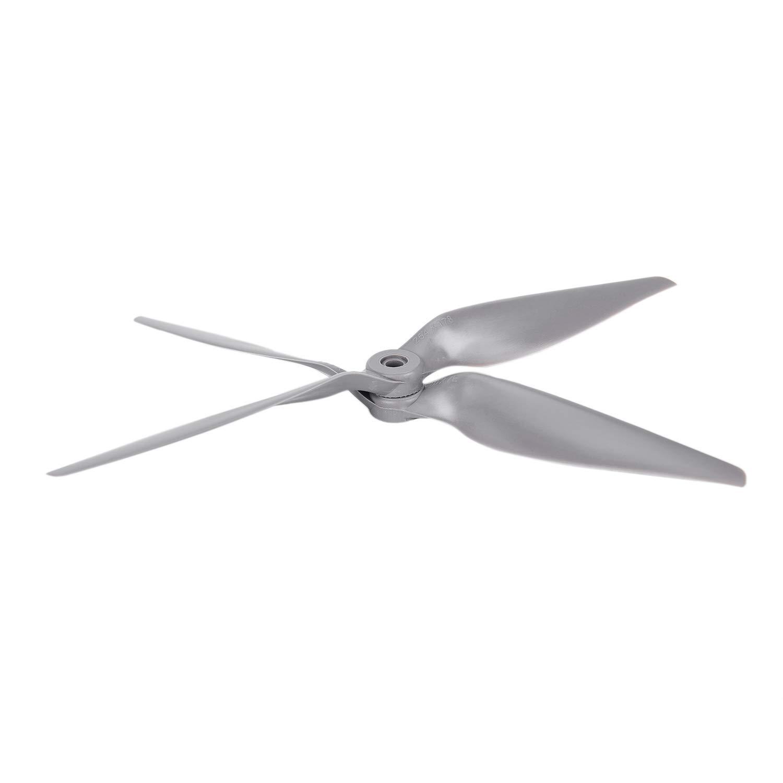 CUHAWUDBA 2pcs RC Electric Aircraft propeller 10 length 10x7E