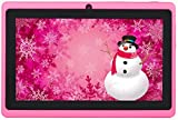 "Omgar Ultrathin 7"" 16GB Tablet PC – Pink"