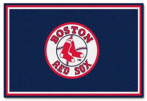 Red Sox Rugs - Fanmats Boston Red Sox Rug
