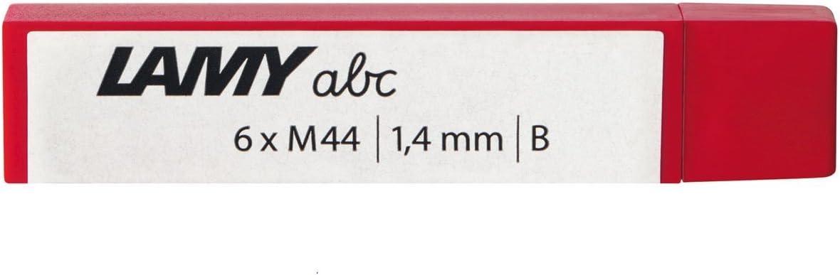 Schreiblernstift Rot, Drehbleistift + 12 Minen Lamy ABC Drehbleistift 1,4 mm