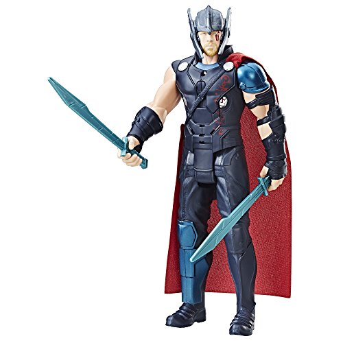 Marvel Thor: Ragnarok Electronic Thor (Avengers Age Of Ultron Titan Hero Tech)